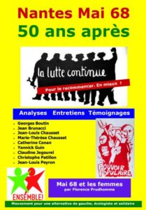 Nantes Mai 68 – Cinquante ans après