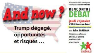 Ensemble! International débats : USA