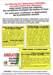 Ensemble : Tract assurance chômage